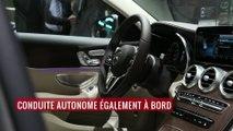 La Mercedes Classe C en vidéo depuis le salon de Genève 2018