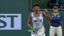 Indian Wells - Venus Williams élimine Suarez Navarro