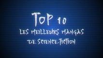 Top 10 : Les meilleurs mangas de science-fiction
