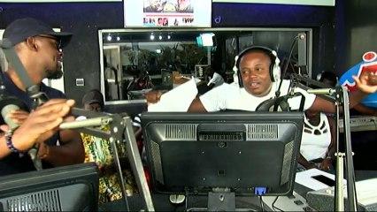 Audispectacle avec Nash dans le 6-10 de Radio JAM