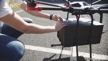 It's a Bird, It's a Plane...No It's Just Your Drone Delivery