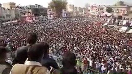 Ariel-View-Of-PTI-Gatherings-In-GTS-Chowk-Gujrat