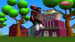 3D Grandma Stories in Tamil Animated Cartoon Stories For Kid