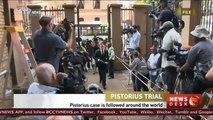 Pistorius trial: Pistorius in court for re-sentencing