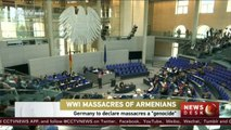 "Germany to declare massacres a ""genocide"""