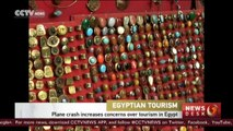 Plane crash increases concerns over tourism in Egypt