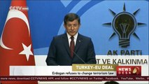 Turkish PM Davutoglu's resignation could threaten migration deal