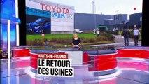 Hauts-de-France : le retour des usines