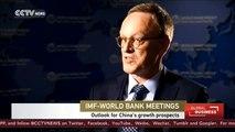 World Bank Director Bert Hofman on China's growth challenges