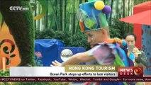 Hong Kong's Ocean Park steps up efforts to lure visitors