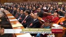 [V观] Bulk of CPPCC proposals focused on economic reform俞正声:提案重点就加强供给侧性改革提出建议