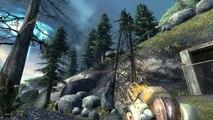 The Orange Box - Half Life 2: Episode Two HD gameplay