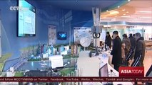 Various science and technology equipment showcased in DPRK