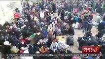 Over 100,000 civilians trapped in Aleppo