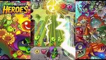 MEET THE HEROES   Plants Vs Zombies Heroes Gameplay Walkthrough Part 1 (New PVZ Heroes Ep 1)