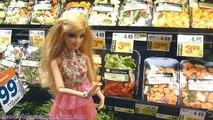 Phim Cuộc Sống Barbie & Ken {mùa 2} Tập 18 - Barbie Ken Đi Chợ Mỹ / Ken& Barbie At Gocery store