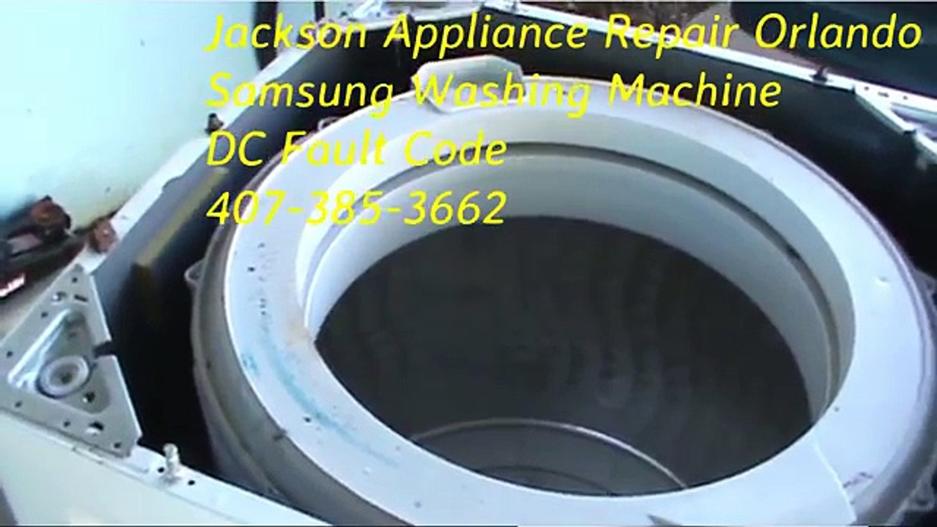 Samsung Washer Display Codes