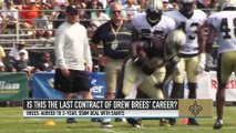 Will Saints Capitalize After Re-Signing Drew Brees?