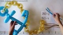Якорь из воздушных шаров / Marine anchor of balloons (Subtitles)