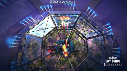 Sky Force Reloaded - Trailer