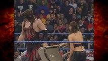 Kane & Triple H vs Kurt Angle & Chris Jericho w/ Stephanie McMahon 2/28/02 (2/2)