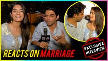 Raj Singh Arora And Pooja Gor REVEAL Their MARRIAGE Plans - Exclusive Interview | TellyMasala