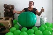 Como fazer Árvore de Balões(Balão 250 Big)