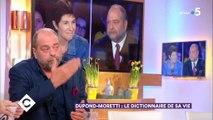Eric Dupond-Moretti revient sur la polémique Christine Angot - Virginie Calmels dans ONPC - Regardez