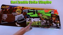 ~Unboxing~ New Nerf Zombie Strike SlingFire Unboxing Video! ~Unboxing~