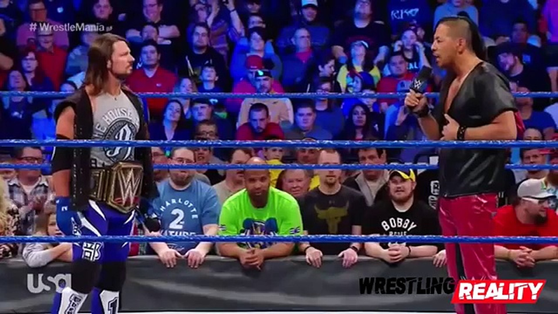 WWE Smackdown 13 March Highlights HD - WWE Smackdown 13/3/187 Highlights HD,WWE Smackdown 13 March H