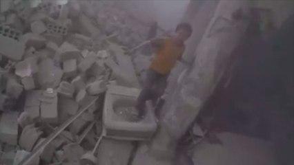 Al menos 23 muertos en ataques durante las últimas 24 horas en Guta Oriental