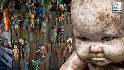 The Island Of The Dolls Or Isla de las Muñecas