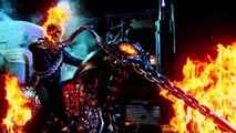Avengers Movie News!!! The Entire Avengers Team Just Turned Into An Army of Ghost Riders!