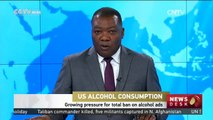 US Alcohol Consumption: Growing pressure for total ban on alcohol ads