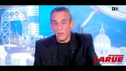 La réponse violente de Thierry Ardisson après les tacles de Stéphane Guillon