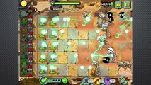 Plants vs Zombies 2 Gameplay Plant vs Plant Compare PVZ ELECTRIC PEASHOOTER vs LASER BEAN by Primal