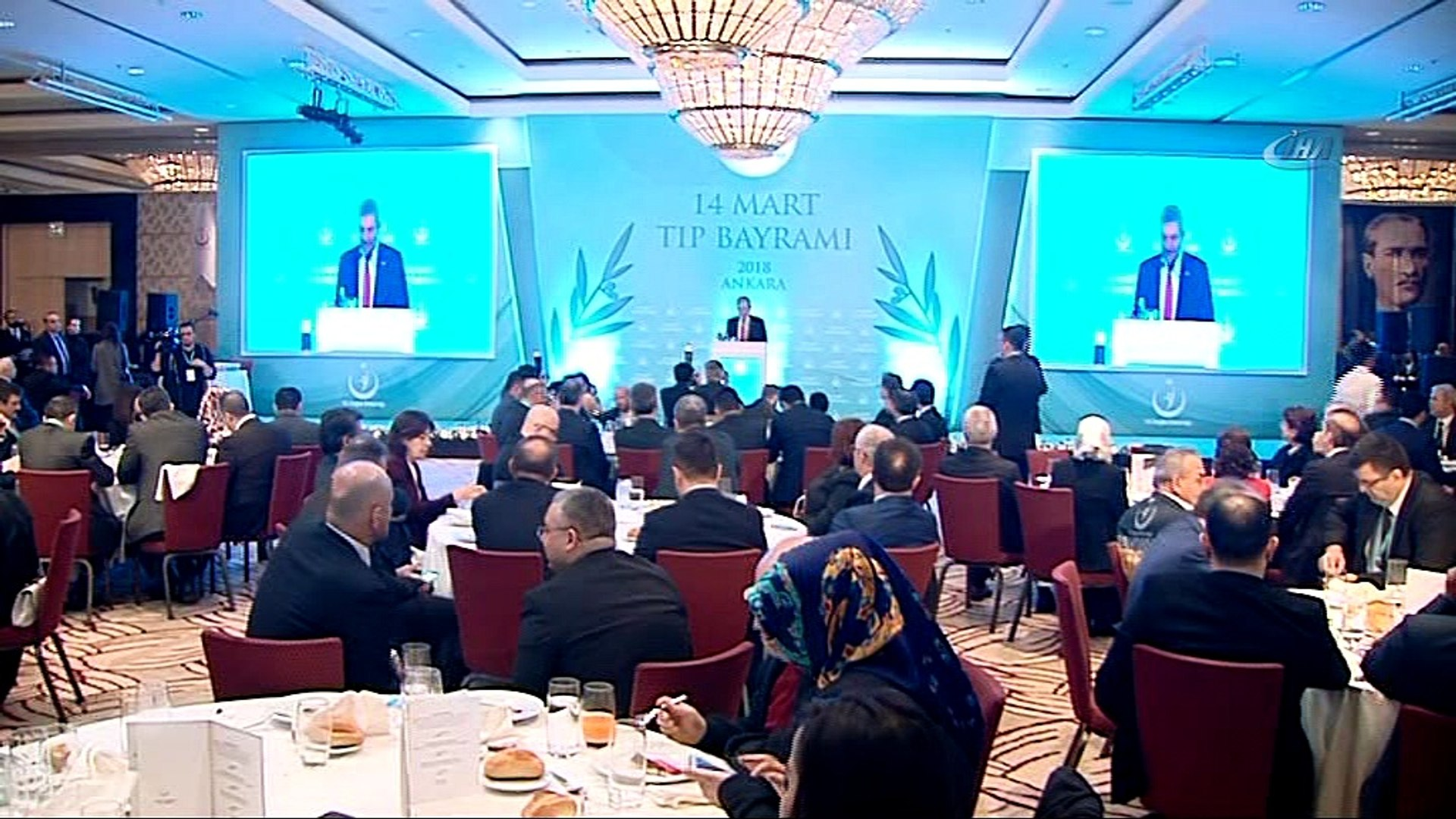 Sağlık Bakanı Demircan: 'Sağlık çalışanlarının sorunları için ne gerekiyorsa yapılacaktır'
