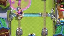 Clash Royale | Elite Barbarians | Hits Harder Than Fireball!