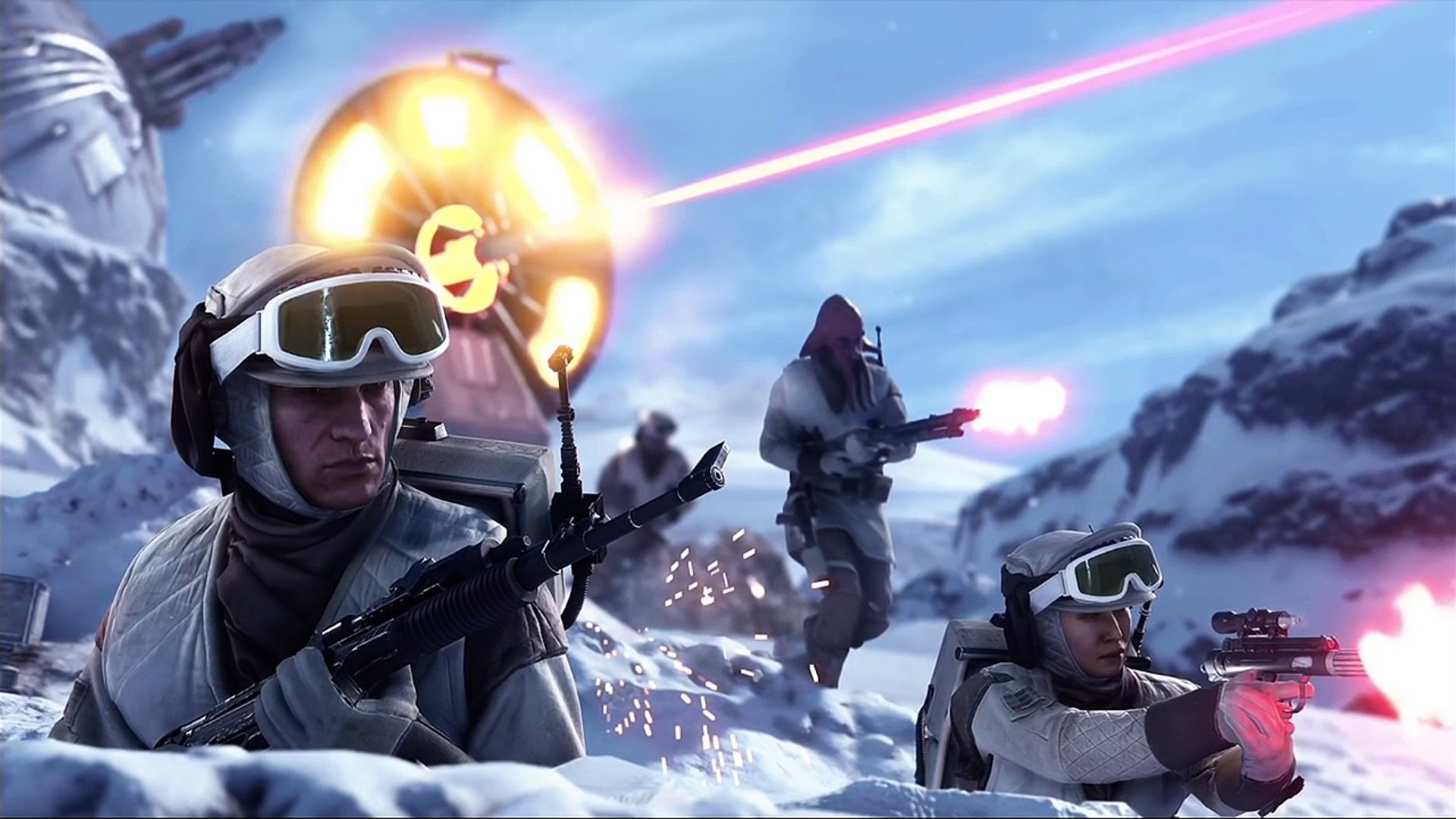 Star Wars Battlefront - Exclusive Multiplayer Game Play Footage