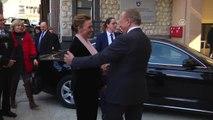 Hırvatistan Dışişleri Bakanı Buric Kosova'da