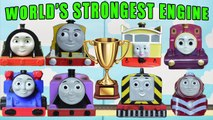 STRONGEST GIRL? Worlds STRONGEST Engine 97 THOMAS AND FRIENDS