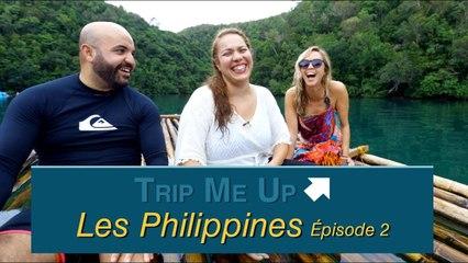 Les Amoureux Voyageurs (Salim & Linda) et Enora Malagré aux Philippines EP#2