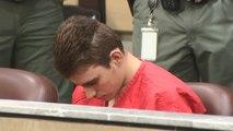 Accused Florida school shooter Nikolas Cruz arraigned
