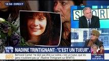 Nadine Trintignant refuse de parler de ses petits-enfants