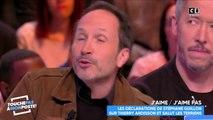 Stéphane Simon répond aux accusations de Stéphane Guillon