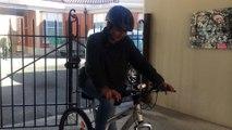 CGénial - Recharger son téléphone à vélo - Manon G. Emma L. Manon F.