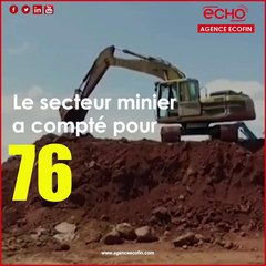 Le Sénégal et son secteur extractif Plus de 118 Milliards de