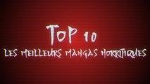Top 10 : Les meilleurs mangas horrifiques