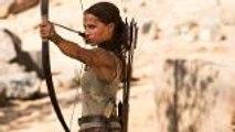 'Tomb Raider:' What the Critics Are Saying | THR News