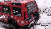 SNOW OFFROADING **Land Rover Discovery & Defender & Rrc Trayback**